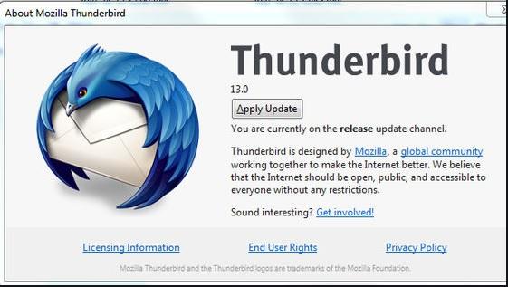 メール windows 移行 live thunderbird